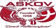 Askov City Logo